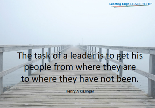 How To Grow Leaders In Your Organisation | | Leading Edge