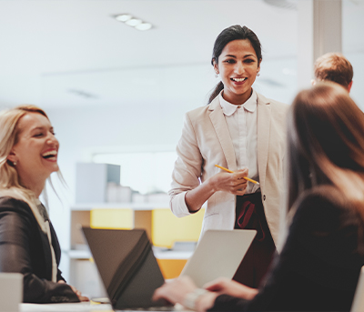 How To Be A Great Female Manager