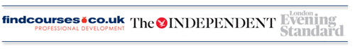 Findcourses.co.uk and Media Partners